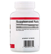 Natural Factors, Цитрат кальция, 350 мг, 90 таблеток, фото 2