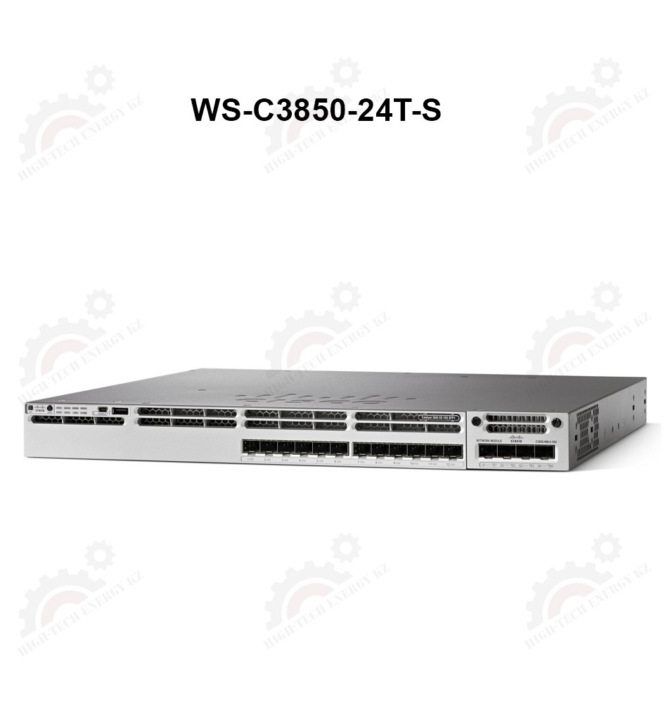 Коммутатор Catalyst 3850 24 Port Data IP Base