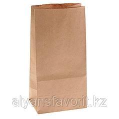 Пакет крафт С (220+120)*290 мм без ручек, 50 г./м2.РФ