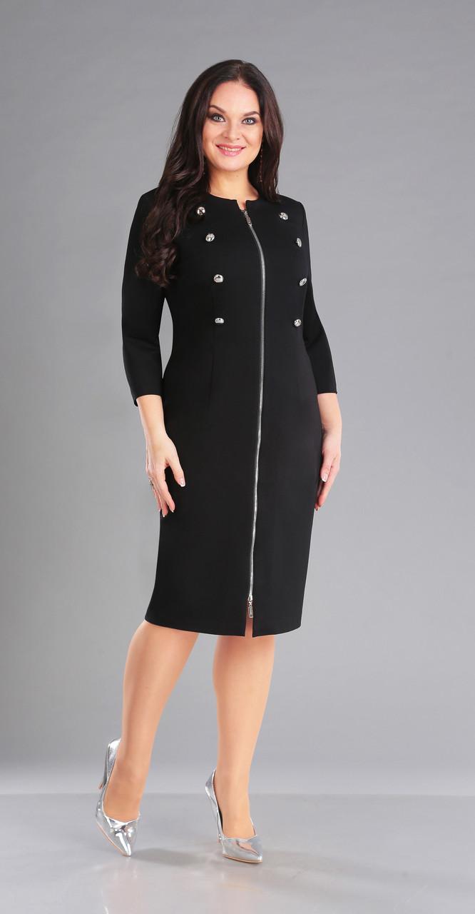 Платье Foxy Fox-58, черный, 52