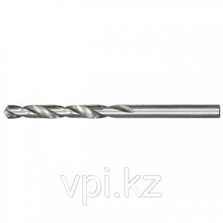 Сверло по металлу, полированное, быстрорежущая сталь HSS,  19.5мм., Matrix