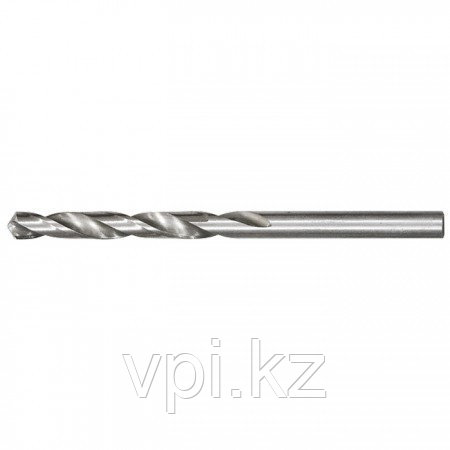 Сверло по металлу, полированное, быстрорежущая сталь HSS,  20мм., Matrix