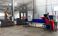 Продам оборудования для производства композитной черепицы