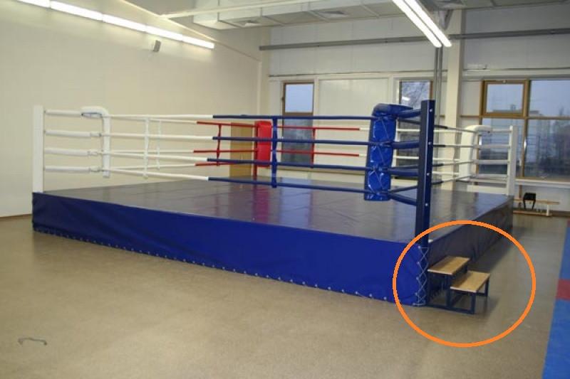 Лестница для ринга 0,5м (25х65х40см)