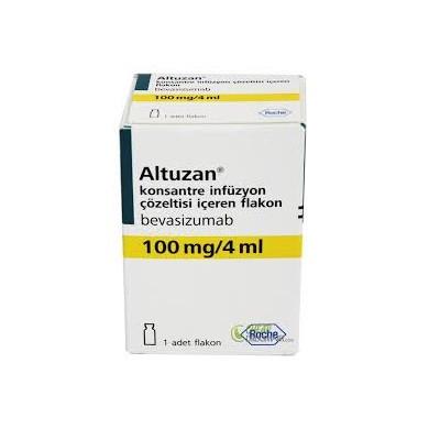 Алтузан ( Altuzan ) 100мг и 400мг , Бевацизумаб , Roche Швейцария