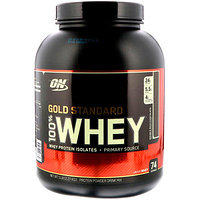 Optimum Nutrition, 100% сыворотка, золотой стандарт (2,27 кг)
