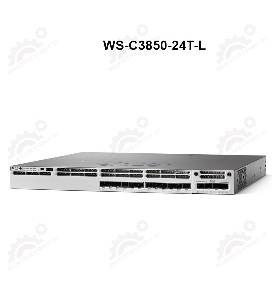 Коммутатор Catalyst 3850 24 Port Data LAN Base