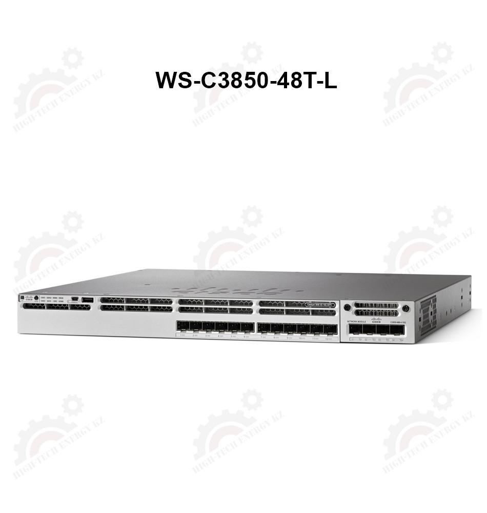 Коммутатор Catalyst 3850 48 Port Data LAN Base