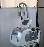 Косметологический Портативный аппарат 3 в1: Кавитация+ rf + криолиполиз