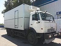АВТОМОБИЛЬ-РЕФРИЖЕРАТОР НА ШАССИ КАМАЗ 65115
