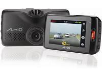 Видеорегистратор автомобильный Mio MiVue C698 (+ задняя камера) new + microSD 16 Gb