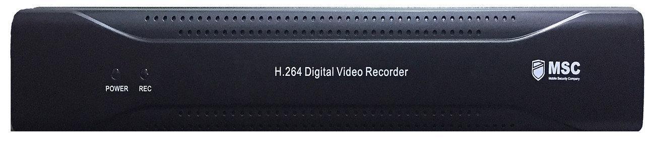 25 канальный NVR видеорегистратор MSC MS3625DB