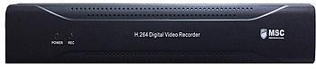 16 канальный гибридный видеорегистратор MSC MSDA2116DB