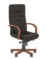 Кресло офисное для руководителя кожа натуральная FIDEL lux extra