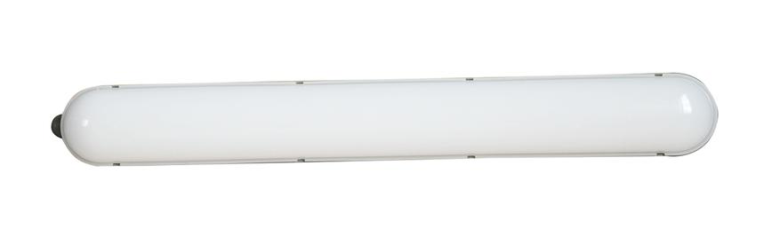 Светодиодный светильник LED ДСП ECO POLUS 40W 6500K IP65 (аналог ЛСП 2х36) MEGALIGHT, фото 2
