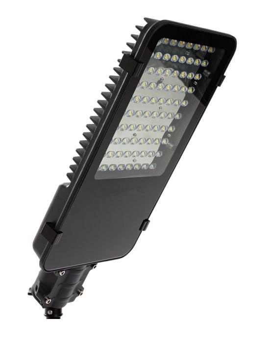 Светильник LED ДКУ DRIVE 80w 5000K 7200Lm (РКУ/ЖКУ) IP65 GREY MEGALIGHT