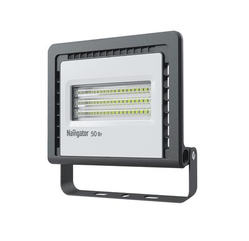 LED Прожектор 50W 6500K IP65 Navigator, фото 2