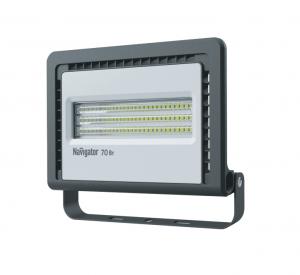 LED Прожектор 70W 6500K IP65 Navigator, фото 2