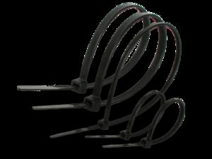 Стяжка кабельная 3,6х100 EKT(100) NEW