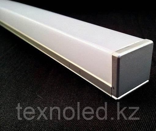 Алюминиевый профиль для Led подвесной, фото 2