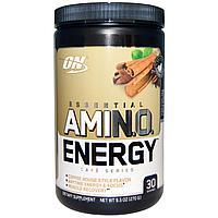Optimum Nutrition, Essential Amin.O. Energy, Арбуз, 9,5 унц. (270 г)