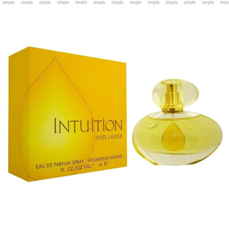 Estee Lauder Intuition парфюмированная вода объем 100 мл тестер (ОРИГИНАЛ)