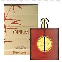 Yves Saint Laurent Opium парфюмированная вода объем 30 мл (ОРИГИНАЛ)