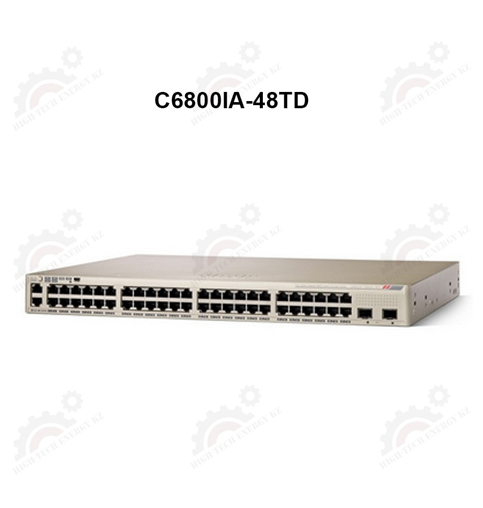 Catalyst 6800 Instant Access Data Switch