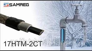17НТМ2-СТ, Саморегулирующийся нагревательный, греющий кабель пищевой, внутрь трубы.