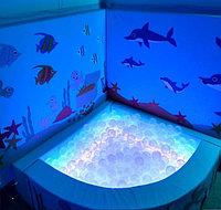 Сенсорная подсветка для сухого бассейна