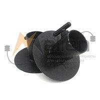Комплект поджимных башмаков (фиксаторы) КФ-108 (для осей диаметром 108 мм)