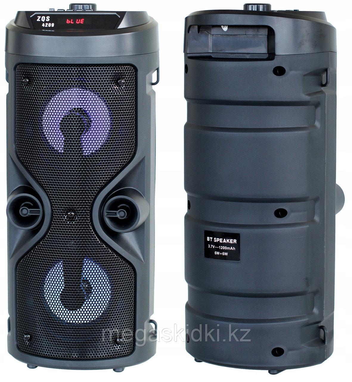 Колонка Bluetooth ZQS-4209