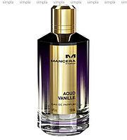 Mancera Aoud Vanille парфюмированная вода объем 60 мл (ОРИГИНАЛ)