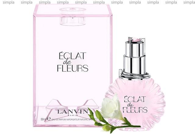 Lanvin Eclat de Fleurs парфюмированная вода объем 100 мл Тестер (ОРИГИНАЛ)