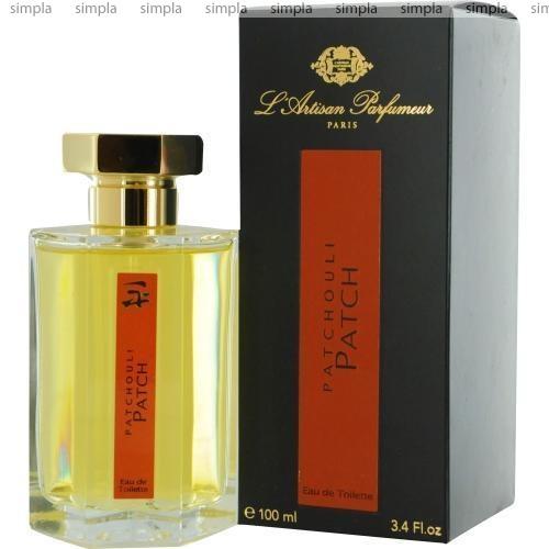 L`Artisan Parfumeur Patchouli Patch туалетная вода объем 100 мл Тестер (ОРИГИНАЛ)