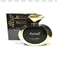 Korloff Un Soir a Paris парфюмированная вода объем 50 мл (ОРИГИНАЛ)