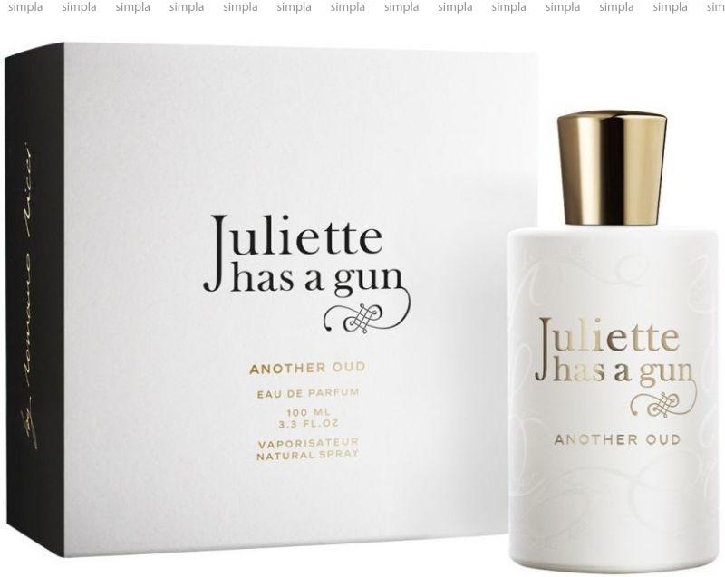 Juliette Has A Gun Another Oud парфюмированная вода объем 100 мл (ОРИГИНАЛ)