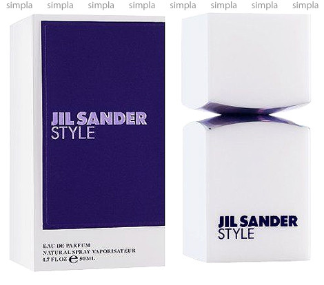 Jil Sander Style парфюмированная вода объем 30 мл (ОРИГИНАЛ)