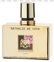 Jacques Fath Nathalie de Fath парфюмированная вода объем 50 мл Тестер (ОРИГИНАЛ)