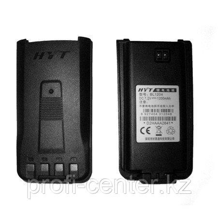 Аккумулятор HYT BL-1204 Li-ion (7,4V-1,2A/H) для р/ст TC-610