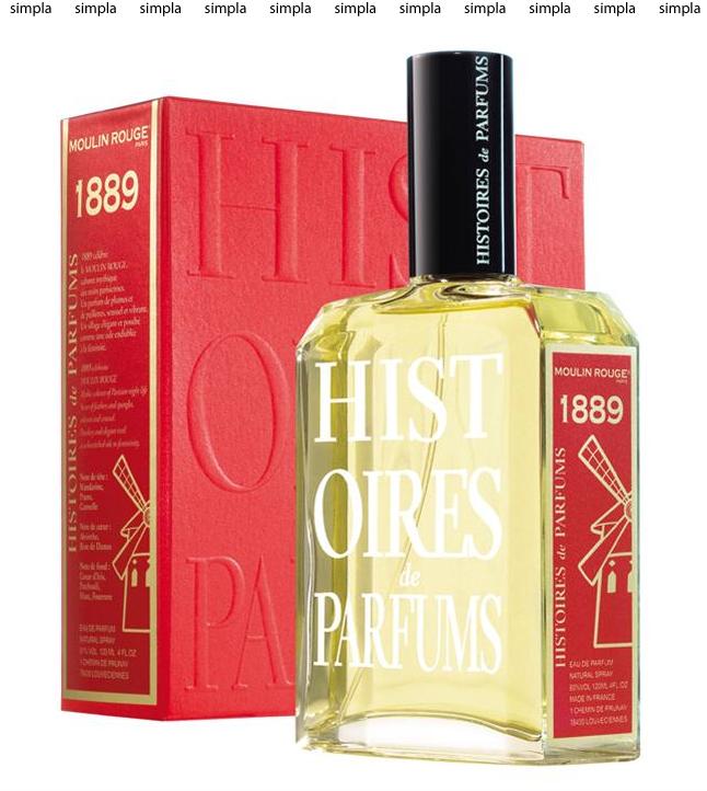 Histoires de Parfums 1889 Moulin Rouge парфюмированная вода объем 120 мл (ОРИГИНАЛ)