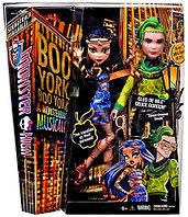 Набор кукол Монстер Хай Клео с Дьюсом, Monster High Boo York - Cleo de Nile, Deuce Gorgon