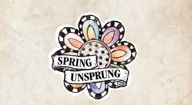 Коллекция Spring Unsprung / Весенний Фестиваль