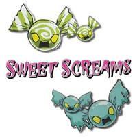Коллекция Sweet screams/Сладкие крики