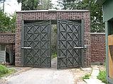 Распашные ворота, фото 6