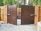 Распашные ворота, фото 8