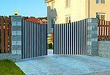 Распашные ворота, фото 9