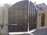 Распашные ворота, фото 10