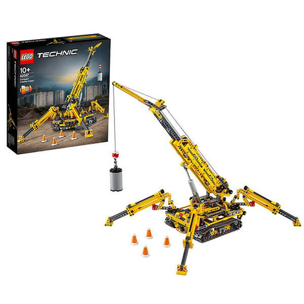 LEGO Technic 42097 Конструктор ЛЕГО Техник Мостовой кран