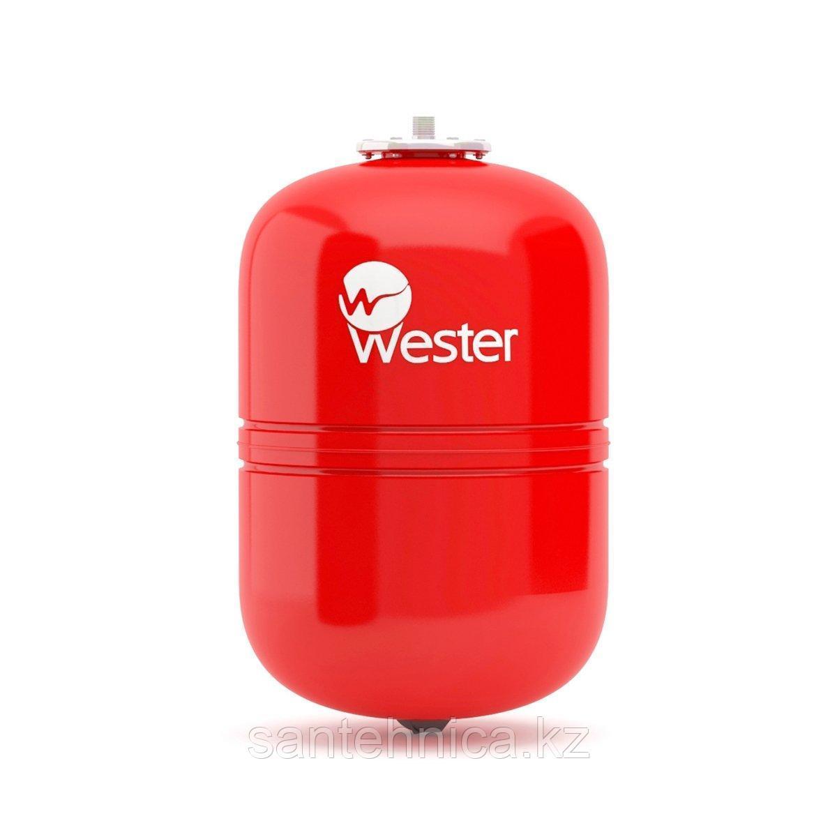 Расширительный бак Wester 35 л. вертикальный